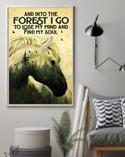 Into The Forest Horse 11x17 Poster lifestyle-poster-1