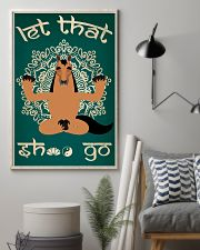 Let That Shxt Go 11x17 Poster lifestyle-poster-1