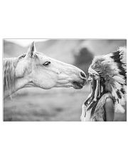 Horse Native 17x11 Poster front