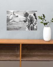 Horse Native 17x11 Poster poster-landscape-17x11-lifestyle-24