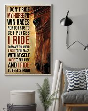 Ride My Horse 11x17 Poster lifestyle-poster-1