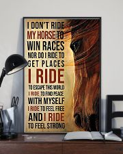 Ride My Horse 11x17 Poster lifestyle-poster-2