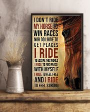 Ride My Horse 11x17 Poster lifestyle-poster-3