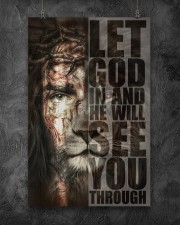 Let God In 11x17 Poster aos-poster-portrait-11x17-lifestyle-12