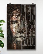 Let God In 11x17 Poster aos-poster-portrait-11x17-lifestyle-19