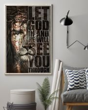 Let God In 11x17 Poster lifestyle-poster-1