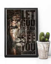 Let God In 11x17 Poster lifestyle-poster-8
