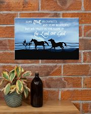 The Lord Our God 17x11 Poster poster-landscape-17x11-lifestyle-23