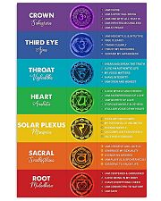 7 Chakra 11x17 Poster front