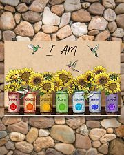 I am divine connected expressive loved 17x11 Poster poster-landscape-17x11-lifestyle-15