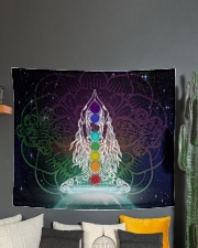 """Meditation Wall Tapestry - 60"""" x 51"""" aos-wall-tapestry-80x68-lifestyle-front-01"""