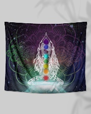 """Meditation Wall Tapestry - 60"""" x 51"""" aos-wall-tapestry-80x68-lifestyle-front-05"""