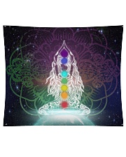 """Meditation Wall Tapestry - 60"""" x 51"""" front"""
