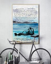 Love Mom 11x17 Poster lifestyle-poster-7