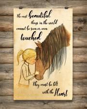 Horse The Most Beautiful 11x17 Poster aos-poster-portrait-11x17-lifestyle-14