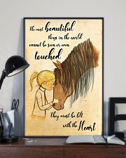 Horse The Most Beautiful 11x17 Poster lifestyle-poster-2