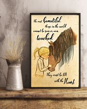 Horse The Most Beautiful 11x17 Poster lifestyle-poster-3