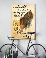 Horse The Most Beautiful 11x17 Poster lifestyle-poster-7