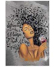 Black Women 11x17 Poster front