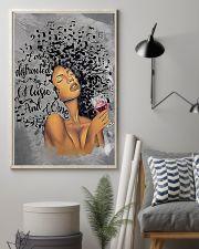 Black Women 11x17 Poster lifestyle-poster-1