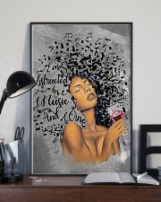Black Women 11x17 Poster lifestyle-poster-2