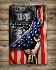 Take Up Your Cross 11x17 Poster aos-poster-portrait-11x17-lifestyle-14