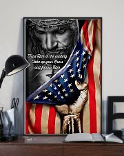 Take Up Your Cross 11x17 Poster lifestyle-poster-2
