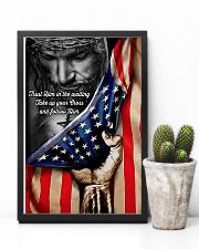 Take Up Your Cross 11x17 Poster lifestyle-poster-8