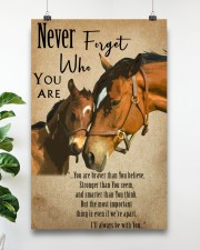 Horse Never Forget 11x17 Poster aos-poster-portrait-11x17-lifestyle-19
