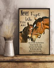Horse Never Forget 11x17 Poster lifestyle-poster-3