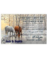 The Day I Met You 17x11 Poster front