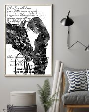 Horse is my life 11x17 Poster lifestyle-poster-1