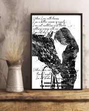Horse is my life 11x17 Poster lifestyle-poster-3