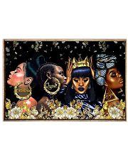 Melanin Queen 17x11 Poster front