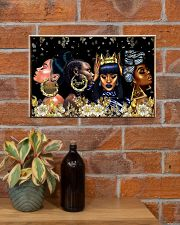 Melanin Queen 17x11 Poster poster-landscape-17x11-lifestyle-23