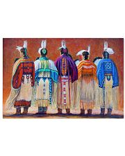Native American Women 17x11 Poster front