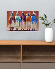 Native American Women 17x11 Poster poster-landscape-17x11-lifestyle-24