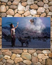 Native Man 17x11 Poster poster-landscape-17x11-lifestyle-15
