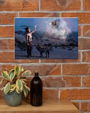 Native Man 17x11 Poster poster-landscape-17x11-lifestyle-23