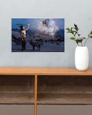 Native Man 17x11 Poster poster-landscape-17x11-lifestyle-24