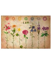 I Am Powerful 17x11 Poster front