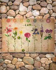 I Am Powerful 17x11 Poster poster-landscape-17x11-lifestyle-15