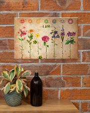 I Am Powerful 17x11 Poster poster-landscape-17x11-lifestyle-23