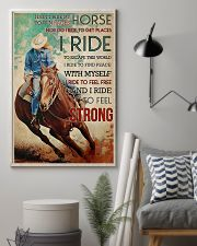Ride Horse 11x17 Poster lifestyle-poster-1