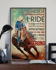 Ride Horse 11x17 Poster lifestyle-poster-2