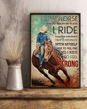 Ride Horse 11x17 Poster lifestyle-poster-3