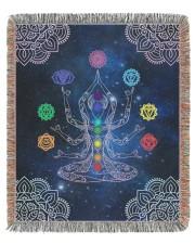 7 Chakras 50x60 - Woven Blanket tile
