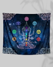 """7 Chakras Wall Tapestry - 60"""" x 51"""" aos-wall-tapestry-80x68-lifestyle-front-05"""