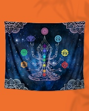 """7 Chakras Wall Tapestry - 60"""" x 51"""" aos-wall-tapestry-80x68-lifestyle-front-06"""