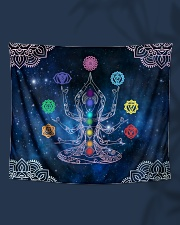 """7 Chakras Wall Tapestry - 60"""" x 51"""" aos-wall-tapestry-80x68-lifestyle-front-07"""